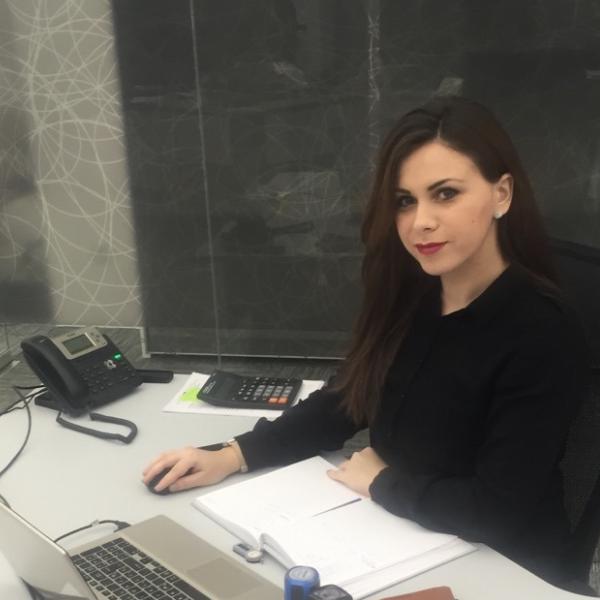 Rukovodilac finansija i administrativnih poslova